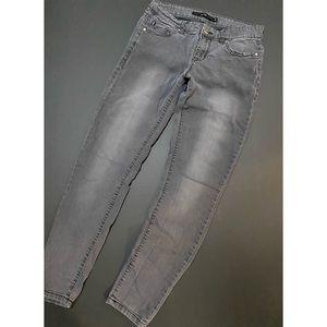 Harper Grey Skinny Jeans